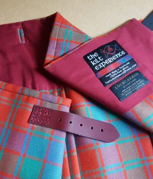 Entirely Hand-sewn & Made in Scotland