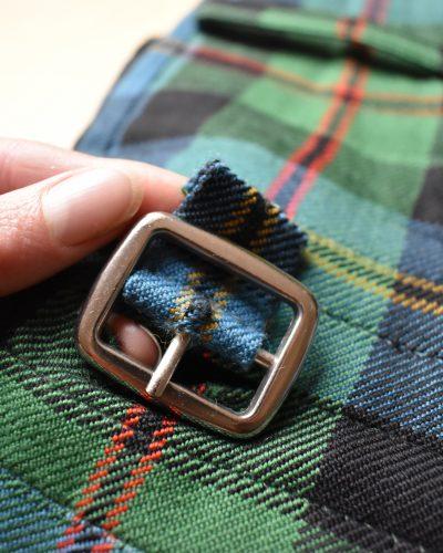 The Kilt Experience Kilt Repair & Refurbishment Service, Kilt Alteration, Stitch in Time, MacAskill Tartan