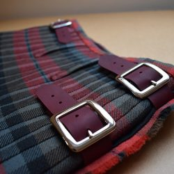 The Kilt Experience Handsewn made-to-measure Kilt, MacNaughton Tartan